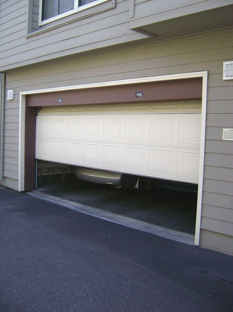Converting An Existing Garage Door To An Electric Automatic System Up Over Doors Ltd