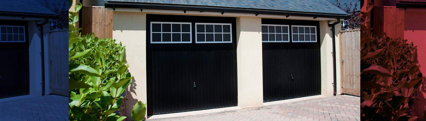 up and over garage doors andover