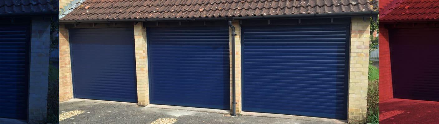 Roller Garage Doors Taunton