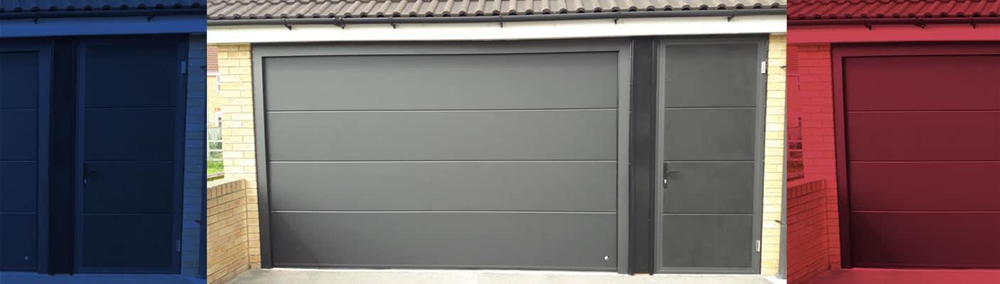 Sectional Garage Doors Andover